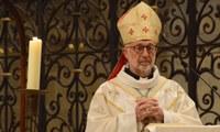 Photos de la messe avec Mgr Lacombe
